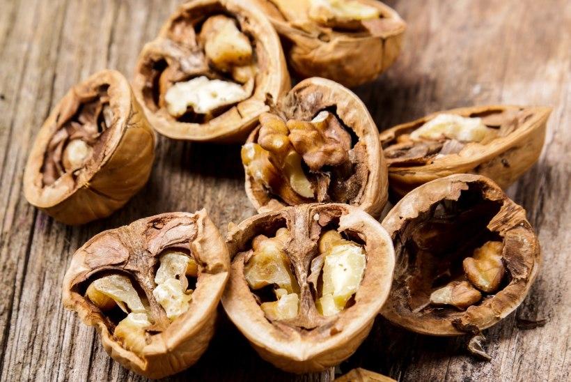 Seedeprobleemid kimbutavad? Söö kreeka pähkleid!