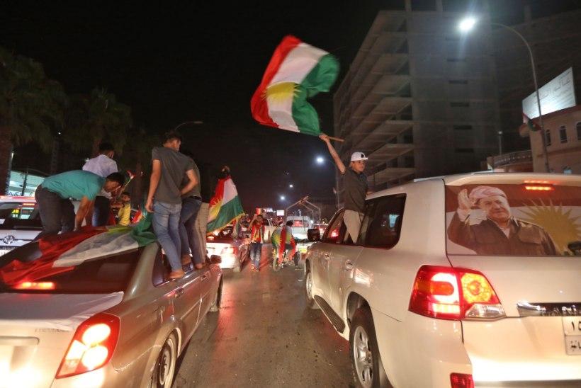Erdogan ähvardab Iraagi kurde: iseseisvus tähendab nälga jäämist!
