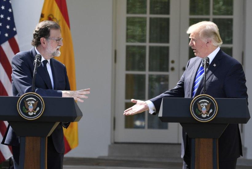PINGE KASVAB: Hispaania keskvõim soovib Kataloonia iseseisvusreferendumi nurjata