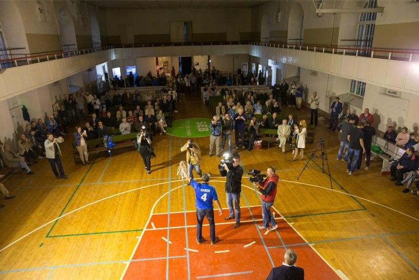 GALERII | Tartu spordirahvas jättis EPA võimlaga hüvasti