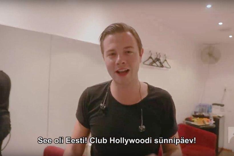 VIDEO | Õhtulehega peol! Hollandi kuum staarprodutsent Sam Feldt lõõgastub videomänge mängides ja sõpradega hängides: olen lihtne inimene!
