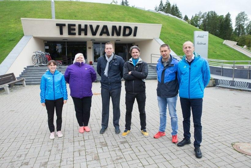 Kahevõistluse MK-etapiga seoses Otepääd külastanud FISi liikmed jäid nähtuga väga rahule