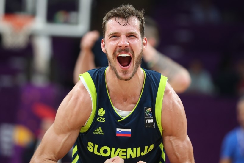 Goran Dragic: olin EMi finaali ajal nagu transiseisundis