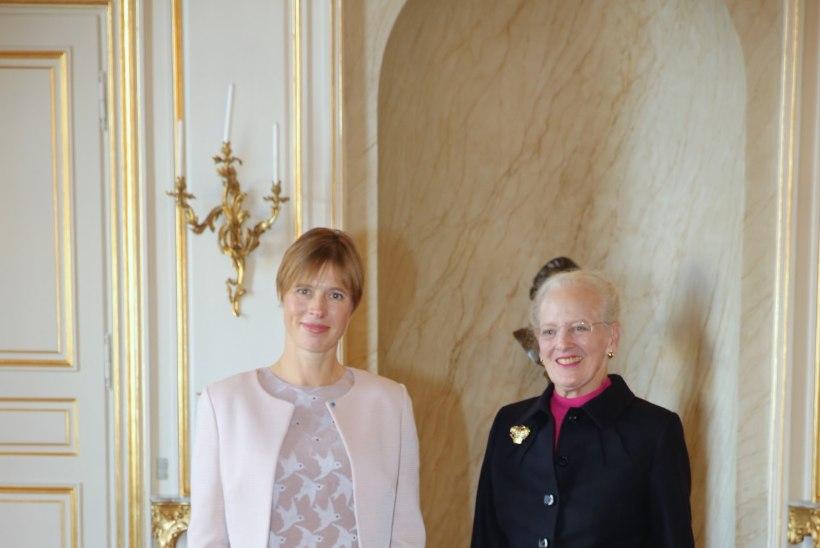 PILDID | President Kaljulaid kohtus eile Kopenhaagenis Taani kuninganna ja peaministriga