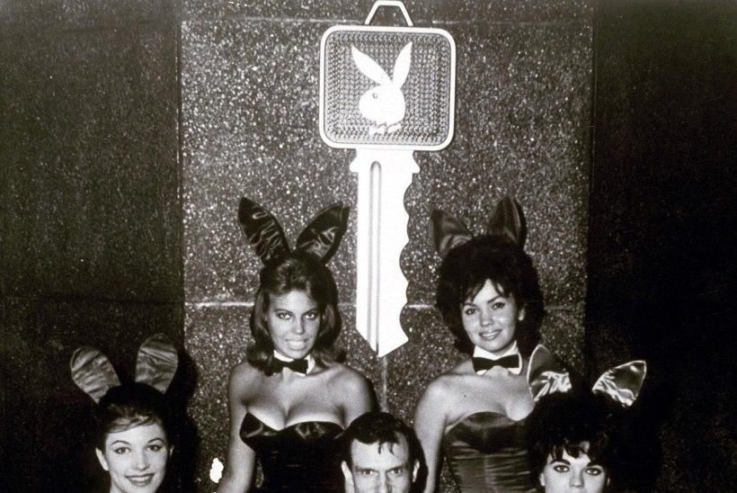 Kallimate reetlikkus tegi Hugh Hefnerist 2000 armukesega playboy