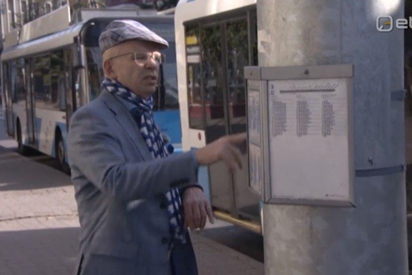 VIDEO | Keskkonnasõbralik Allar Jõks kasutab nädal aega ühistransporti või siis kondimootorit