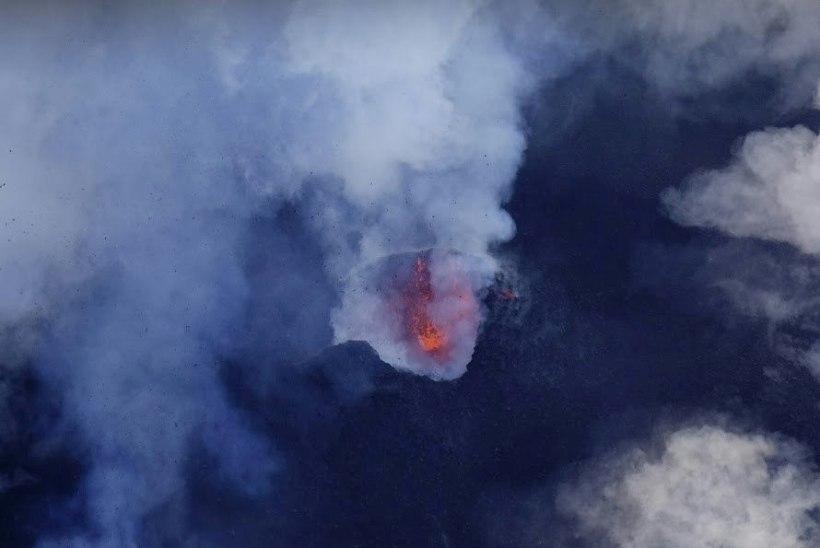 Vulkaanipurske hirmus evakueeritakse kogu Vanuatu saar