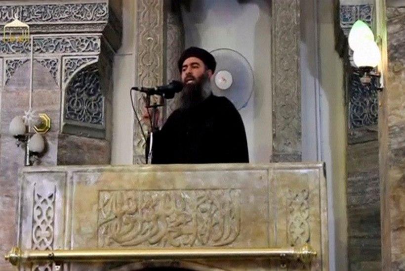 ISIS avaldas helisalvestise, millelt kostub Abu Bakr al-Baghdadi hääl
