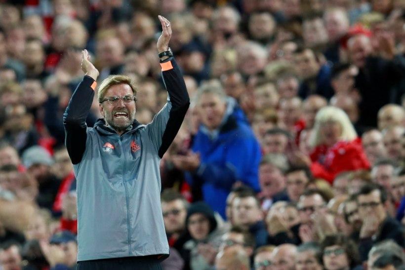Jürgen Klopp raiskavast Liverpoolist: vastutan, aga mina ei saa pingilt väravaid lüüa