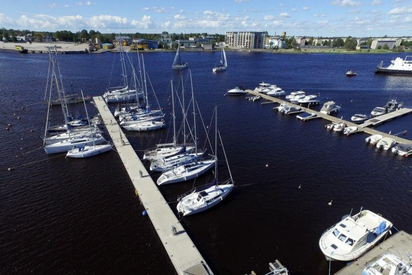 af8cef78536 KULDNE SÜGIS   Pärnu Jahtklubi restoranis saab nautida paeluvaid vaateid  jahte täis jõele!
