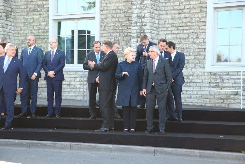 FOTOUUDIS | Euroopa poliitikute koorekiht jäädvustati ühispildile