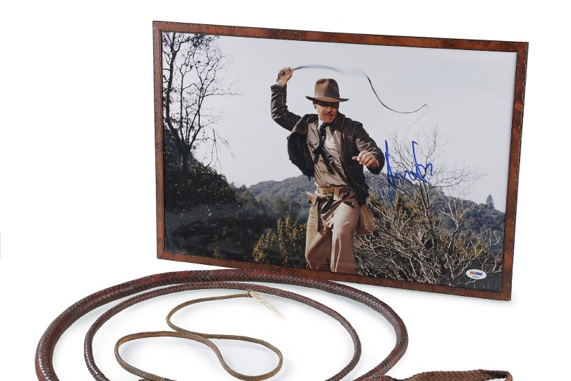 Indiana Jonesi piits läks müüki