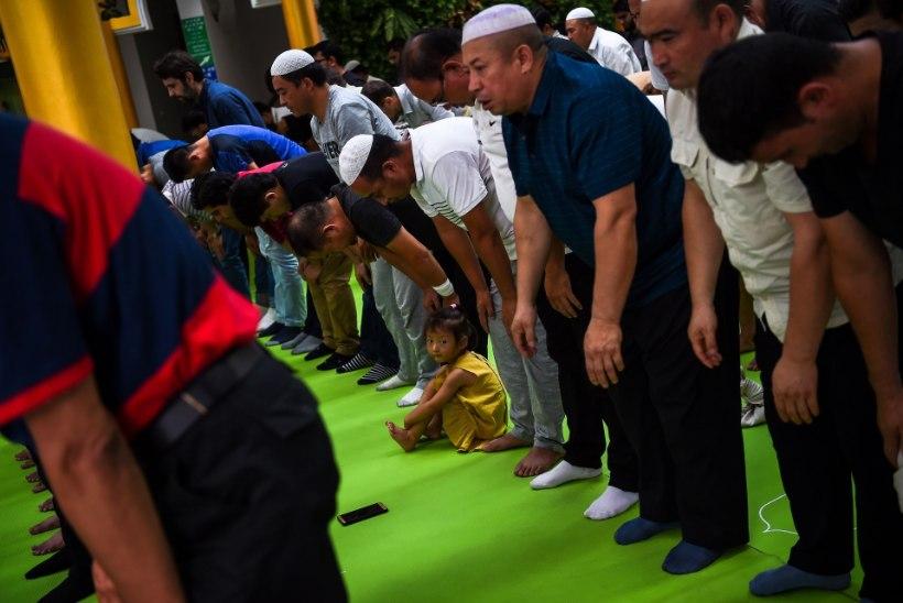 Hiina moslemid süüdistavad võime koraanide ärakorjamises