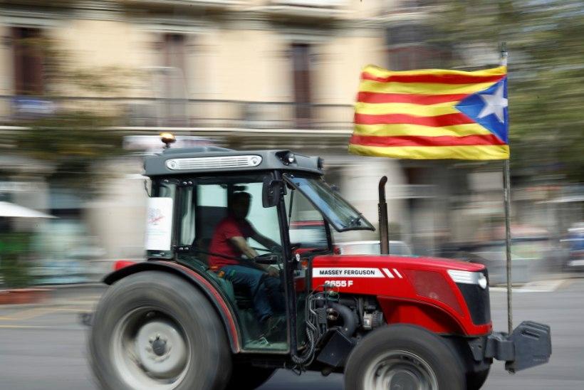 Kataloonia valmistub referendumiks ja iseseisvuse väljakuulutamiseks