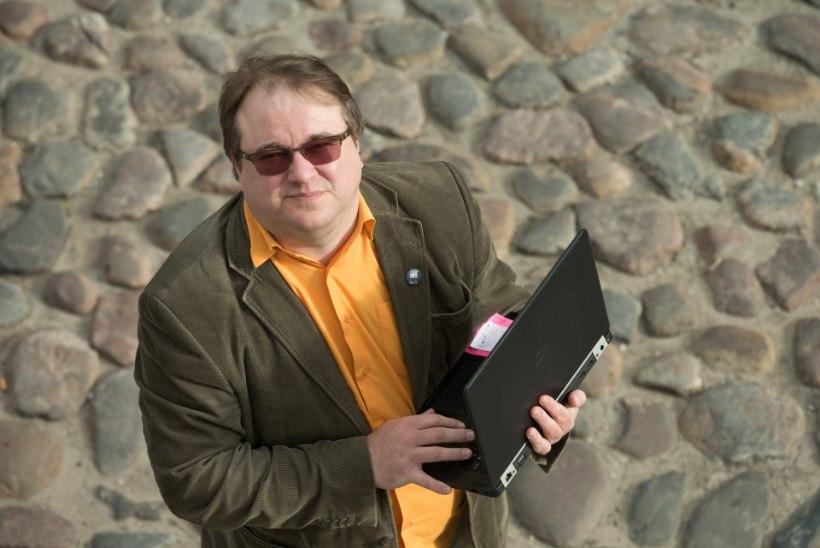 Õhtulehe ajakirjanik Rainer Kerge saab Hea Sõna auhinna