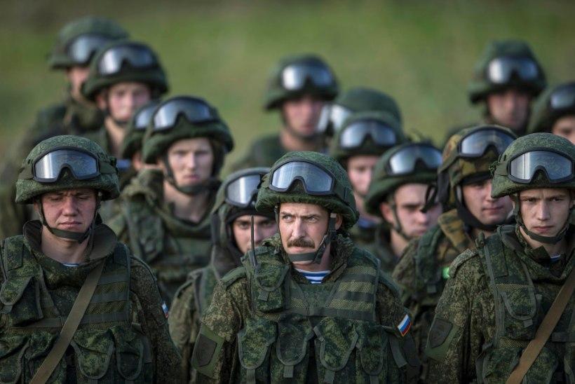 Venemaal lasi sõdur kolm inimest maha
