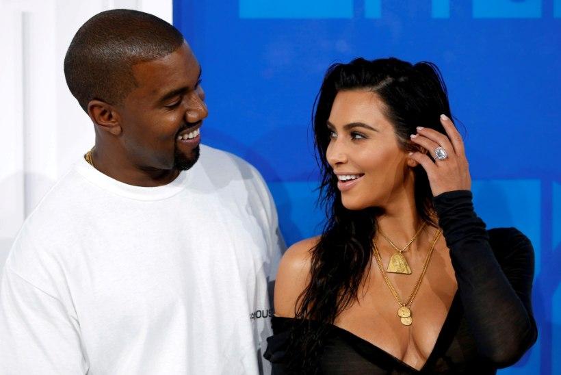 Kim Kardashian kinnitab kolmanda lapse tulekut