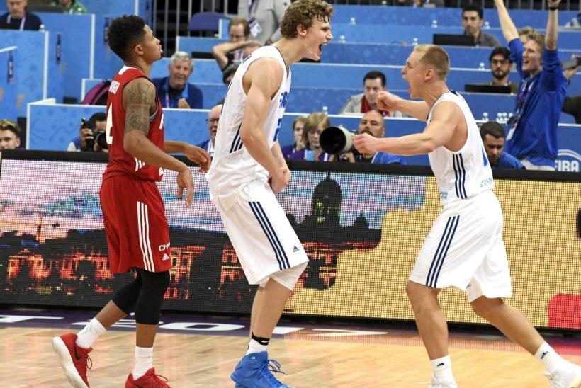 SOOME PIDUTSEB! Noore staari Markkaneni supermäng tõi Hundikarjale teisel lisaajal võidu Poola üle
