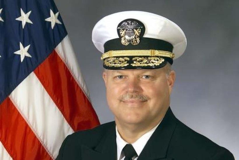 Uus Ameerika suursaadik on Eesti juurtega admiral