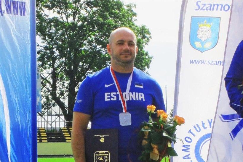 Dmitri Borovkov on taas maailmameister!