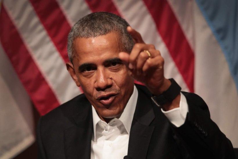 Barack Obama nõuab Kongressilt oma büroo ülalpidamiseks rekordsummat