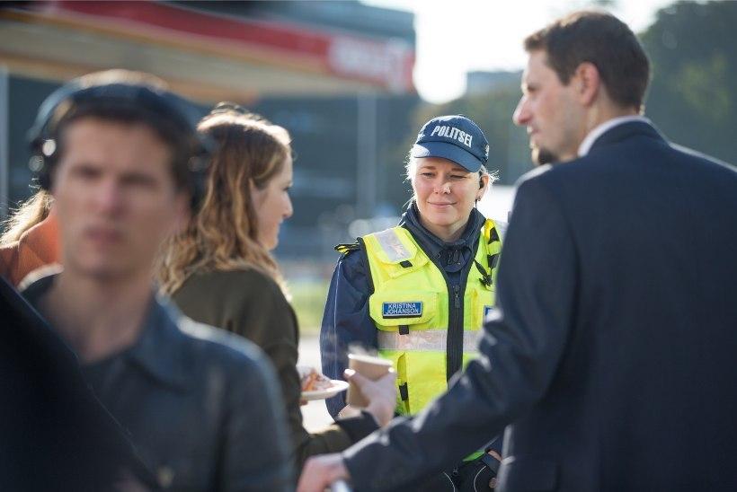 Digitaalvaldkonna tippkohtumise ajal tagas Tallinnas turvalisust 800 politseinikku