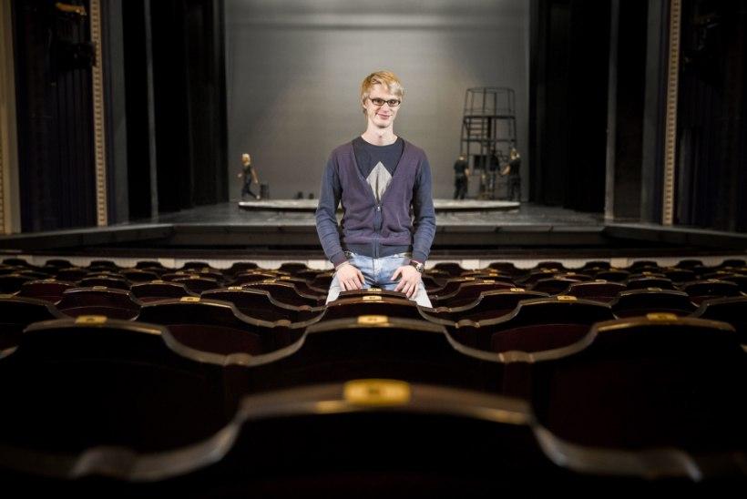 """26aastane helilooja Rasmus Puur: """"Ma ei pea ennast väga andekaks või heaks."""""""