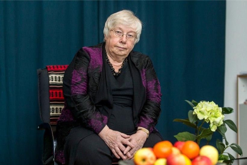 """Marju Lauristin: """"Korralik vanaema pole ma saanud olla, küll aga loodan Tartusse naastes olla korralikum vanavanaema."""""""