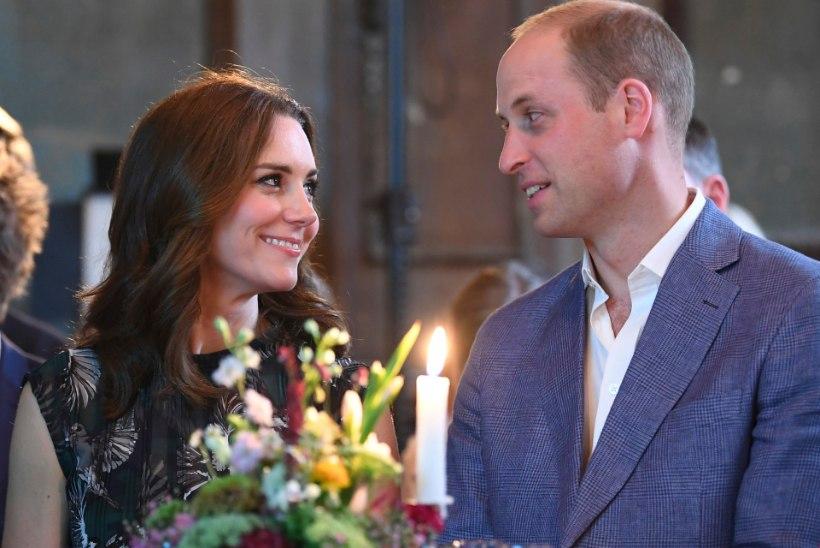 PALJU ÕNNE! Kate Middleton on taas beebiootel