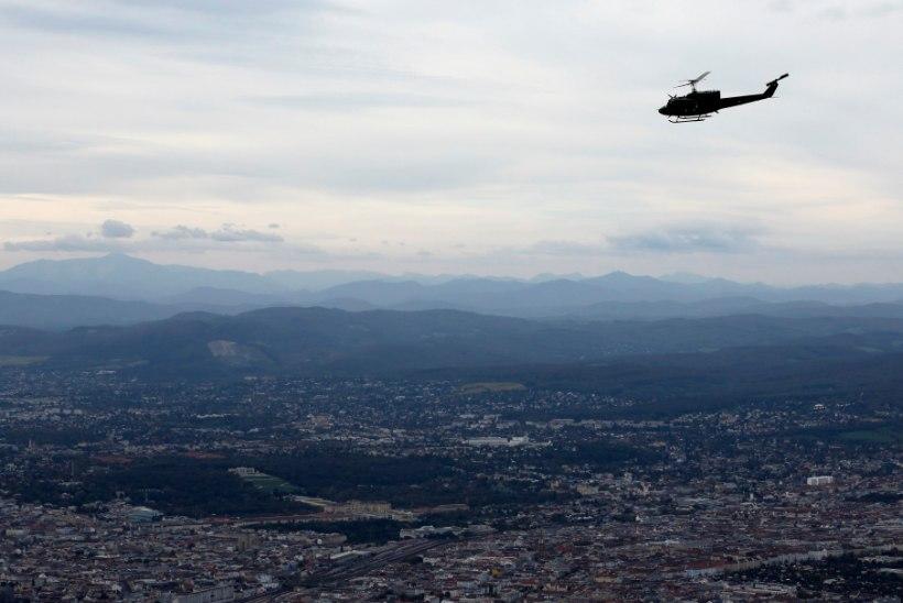 Belgias jäi kadunuks kopterist alla kukkunud piloot