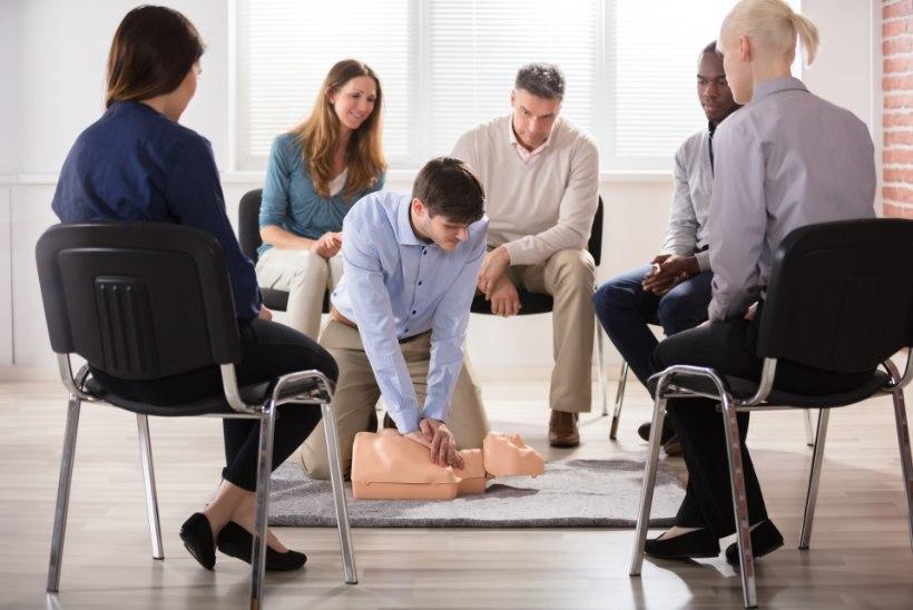 Tallinnas alustab sel sügisel õpinguid rekordarv tulevasi tervishoiutöötajaid