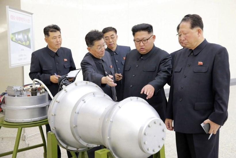 Põhja-Korea pommikatsetust oli tunda ka Eestis