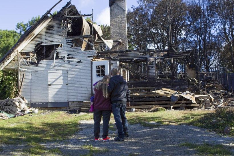 AASTA HILJEM: Kuidas õnnestus uut elu alustada perekonnal, kes põles puupaljaks?