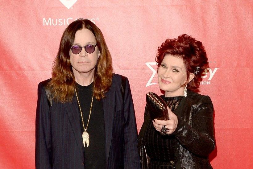 """Sharon Osbourne: """"Ozzyl  oli kuus armukest, üks neist vene teismeline ..."""""""