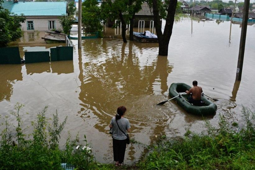 Kõik räägivad Harvey´st ja Irmast, kuid loodus möllab ka mujal