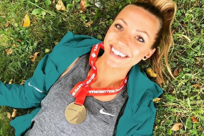 Tartu rulluisumaraton: 42 kilomeetrit TEHTUD!