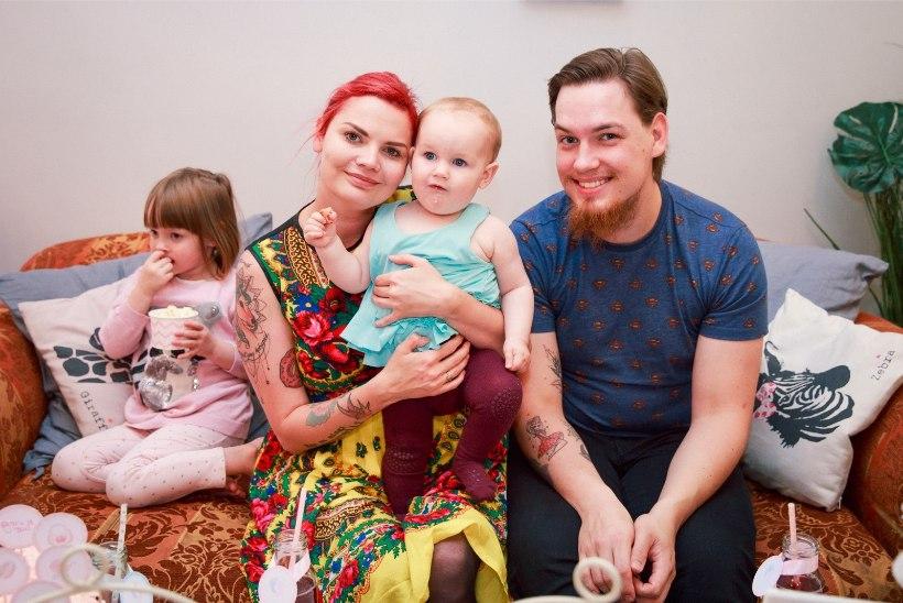 """ÕHTULEHE VIDEO   Saates """"Me saime lapse"""" osalev blogija Mallukas: korra saatsin ma kaameramehe ikka minema ka"""