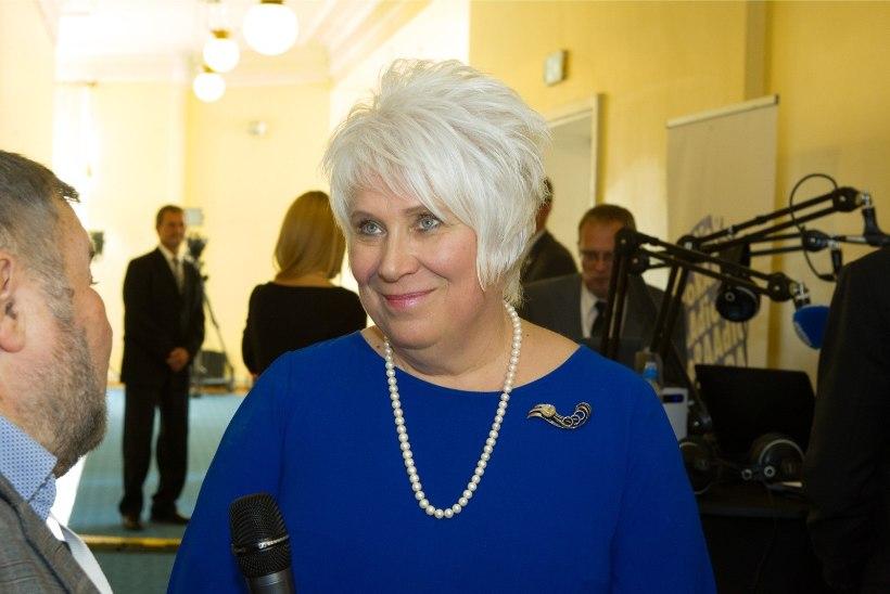 Marina Kaljurand: ootan valitsuselt, et praeguseid turvariske selgitatakse lahti tavainimesele arusaadavas keeles