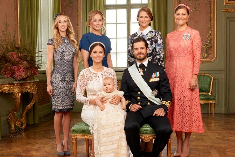 Printsess Sofia kaunid õed püüdsid jumalateenistusel pilke