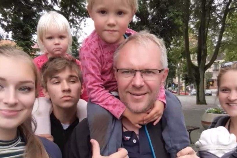 PALJU ÕNNE! Hannes Hanso saab kuuenda lapse: olen ka ise kuuelapselisest perest pärit
