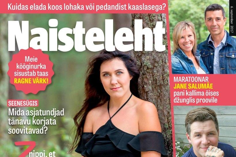 """Eesti parim naismaratoonar Jane Salumäe: """"Minu tippaeg naisena algas alles 30. eluaastates."""""""