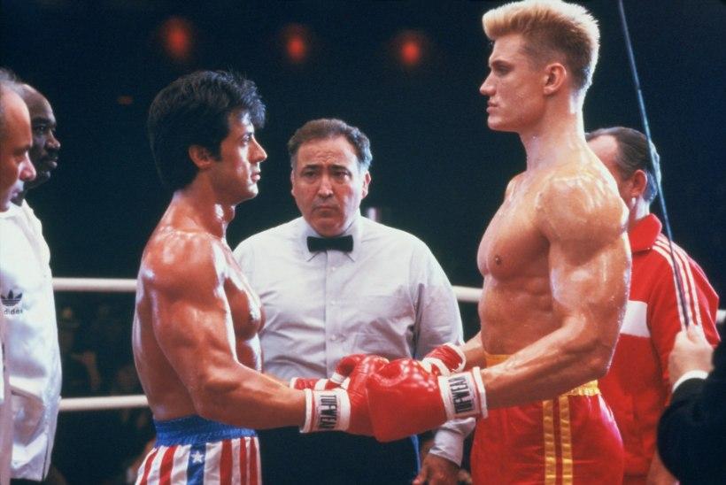Rocky naaseb ekraanile - kas ka Ivan Drago?