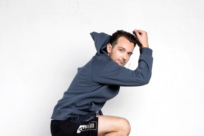 Norman Salumäe võttis vastu CrossFiti väljakutse