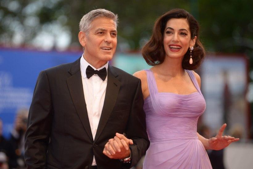 George Clooney naine ei taha rohkem lapsi