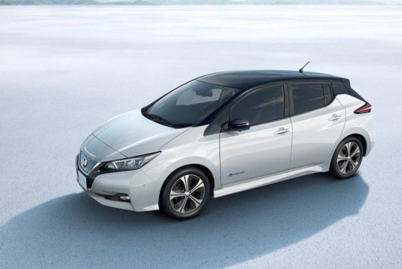 Auto nagu auto olema peab: uue generatsiooni Nissan Leaf sai avalikuks