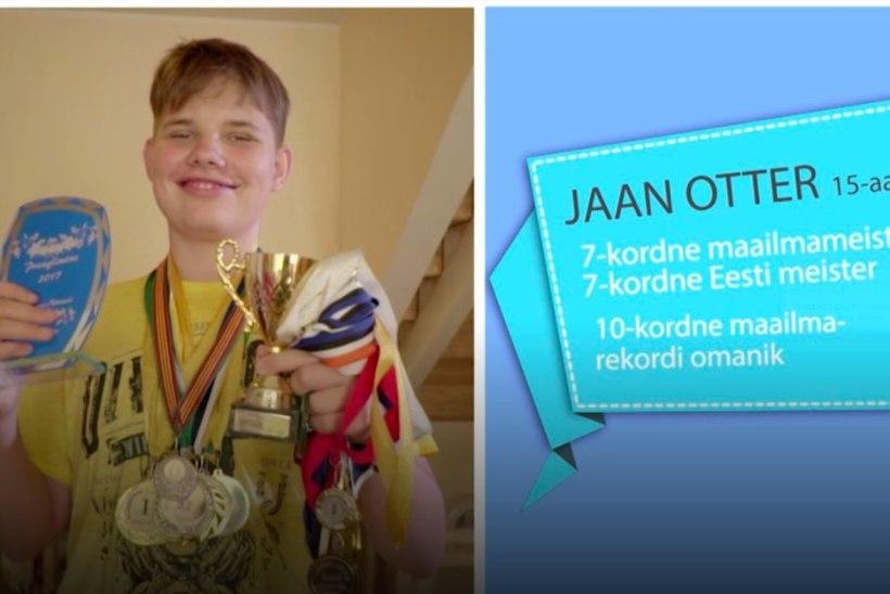 """Uus talendishow """"Üllata Eestit"""" toob ekraanile Eesti parima peastarvutaja!"""