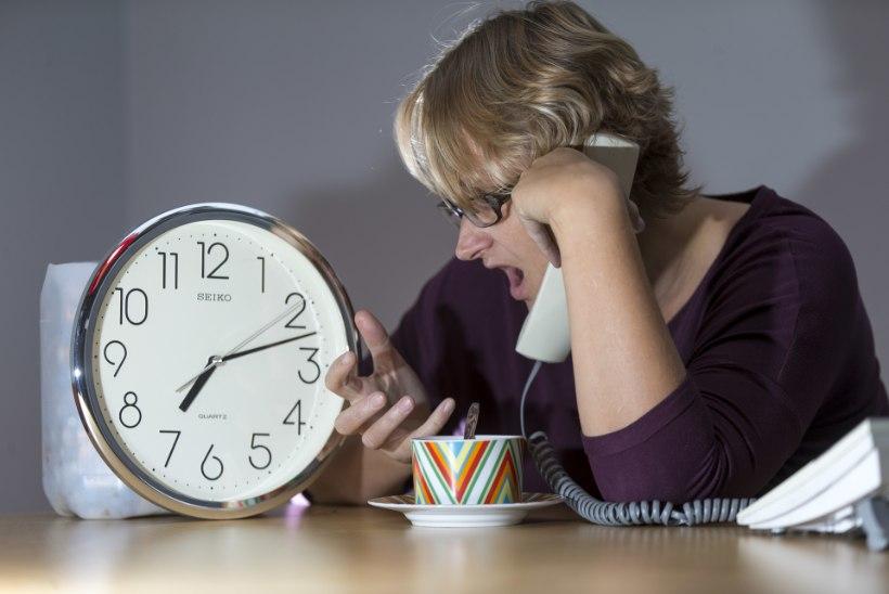 Haigla registratuuri telefonimäng ajab abiotsijad marru