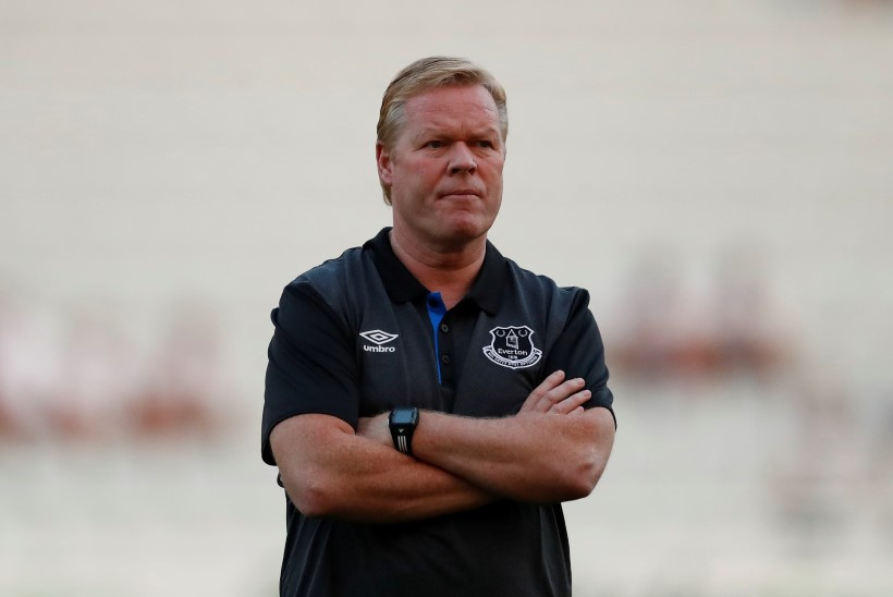 Evertoni peatreener Wayne Rooney joomaskandaalist: olen temas pettunud