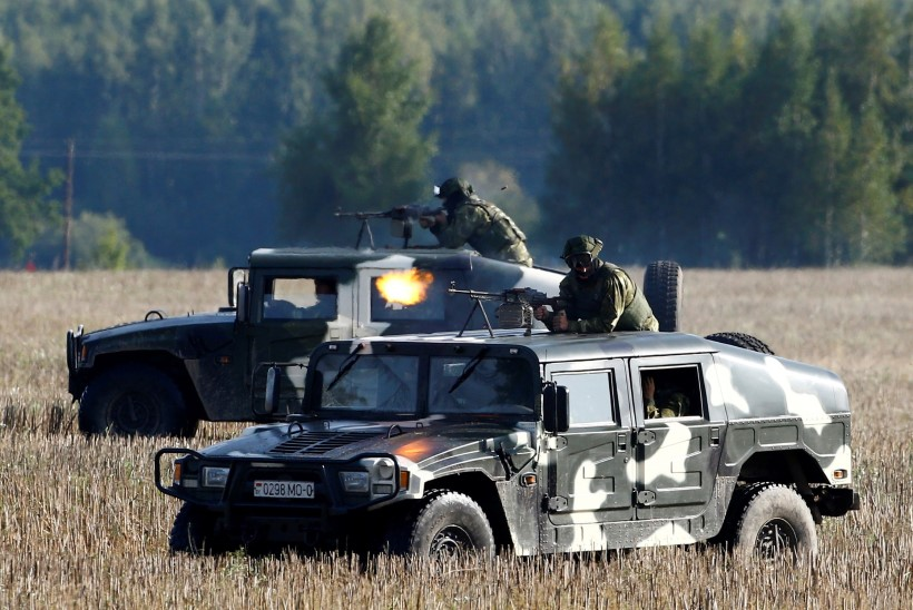 Märk ebakindlusest? Lukašenka tõstab hüppeliselt jõustruktuuri töötajate palku