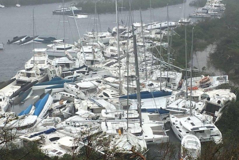 VIDEO | Barbuda elanikud võrdlevad Irma kätetööd õudusfilmiga